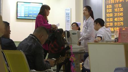 @Scientifilms_Myopie_Olivier Raffet_2016_Dépistage myopie dans une école en Chine 4 6
