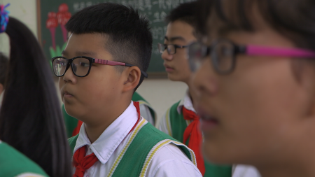 @Scientifilms_Myopie_Olivier Raffet_2016_Ecole en Chine