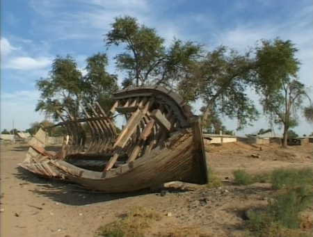 ARAL THE SEA THAT RAN DRY – Aral chronique d'une mer asséchée 2