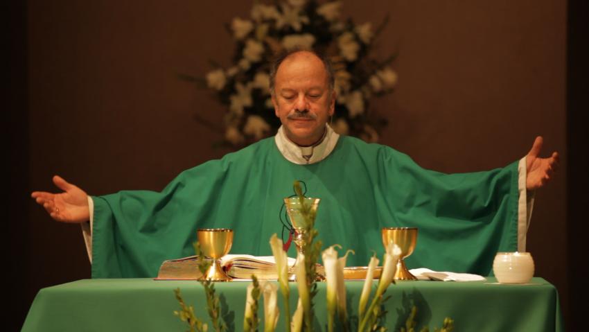 CATHOLICS IN LOS ANGELES - Catho on the road, un prêtre à Los Angeles 1