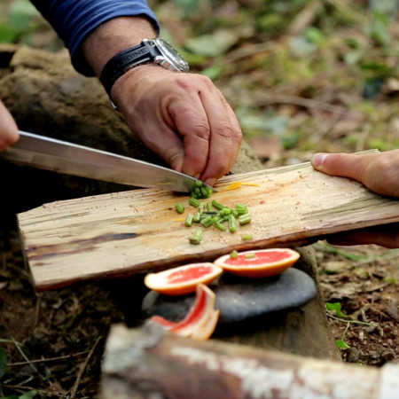 COOKING IN THE WILD - Cuisine Sauvage 1