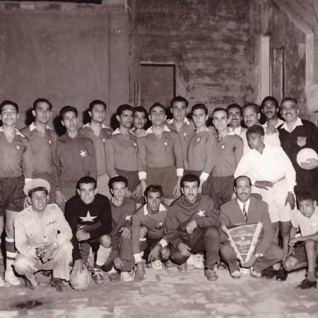 Groupe en Egypte