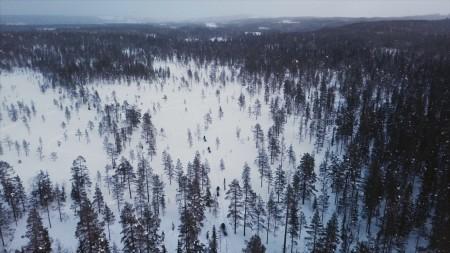 OURS_Tackasen hiver_Capture d'écran 22 ©ARTE France – Le cinquième rêve – Pôles d'images