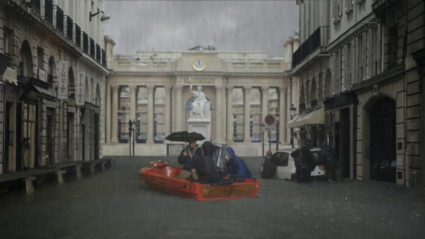 PARIS THE GREAT FLOOD - Paris la grande inondation 3