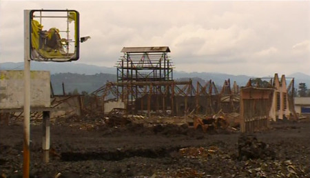 VOLCANO SLAYER Nyiragongo un volcan dans la ville 7